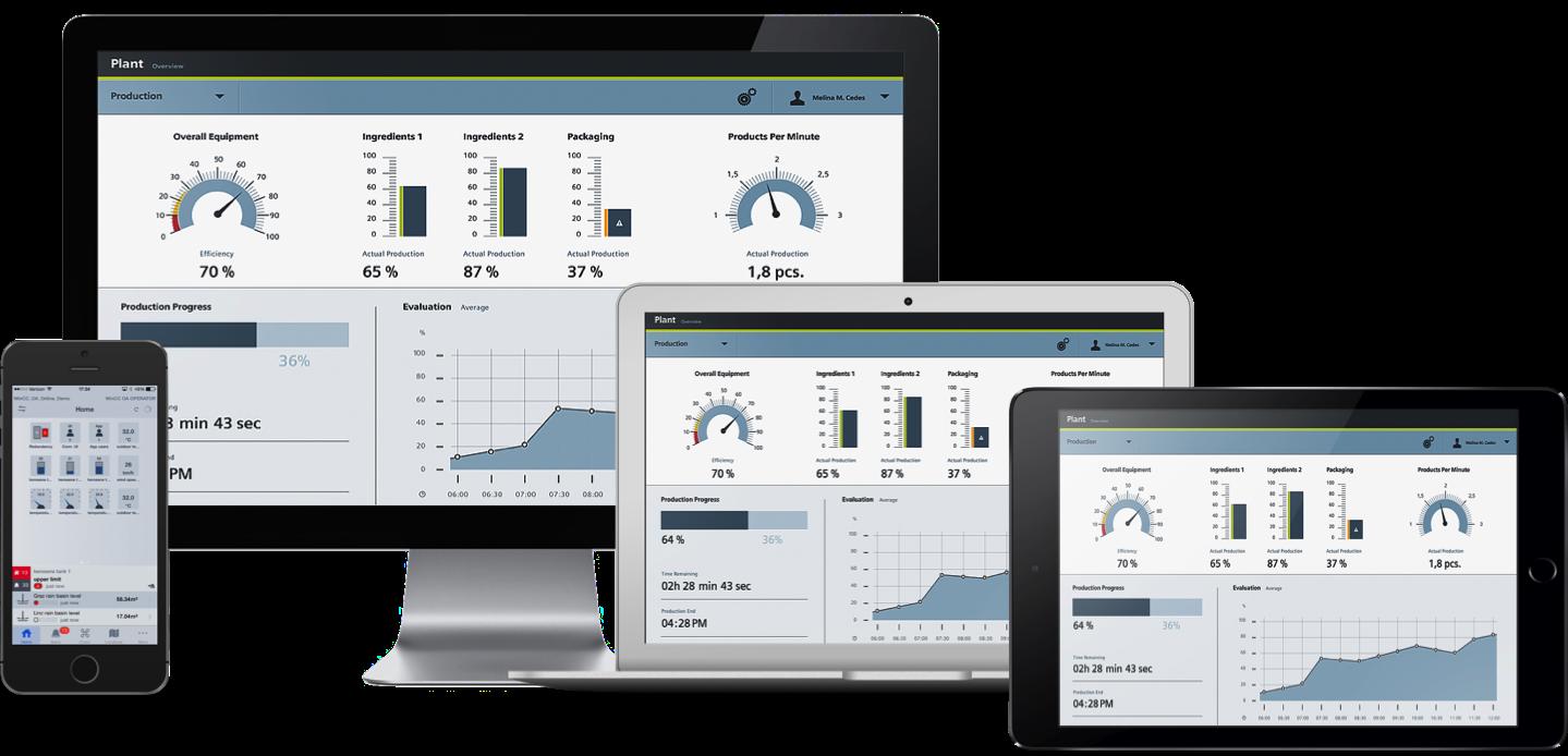 WinCC OA Common UI platform