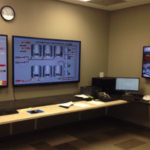 Jaxon Energy Control Room